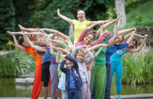 Kinderyoga-Intensiv-Ausbildung Hohenems (Block 1-3) @ Yoga4all