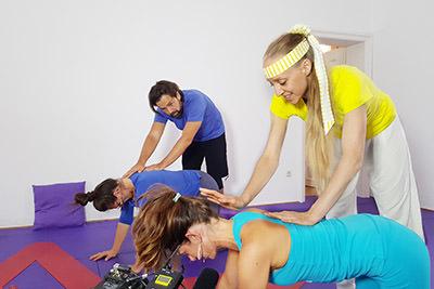 Yoga Weiterbildung