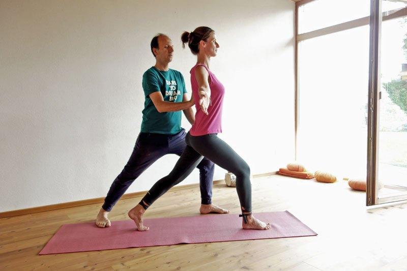 Yogatherapie mit Remo Rittiner