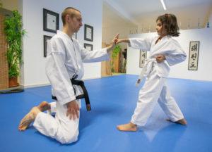 Taekwondo Unterricht