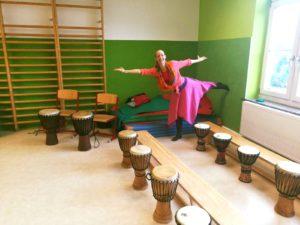 """Workshop für Pädagog*innen """"Wir werden eine Band!"""" @ Golden Earth Center Salzburg"""
